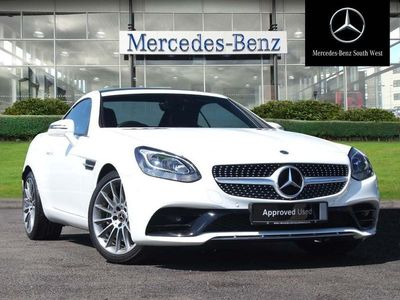 used Mercedes 300 Slc-Class SLCAMG Line Auto 2.0 2dr