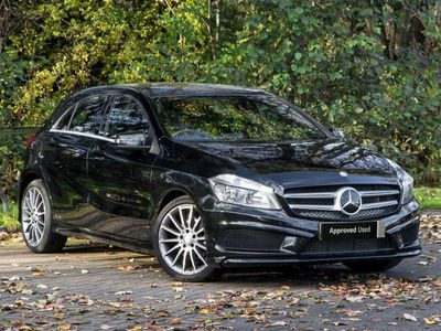 used Mercedes A180 A-ClassCdi Blueefficiency Amg Sport 5Dr