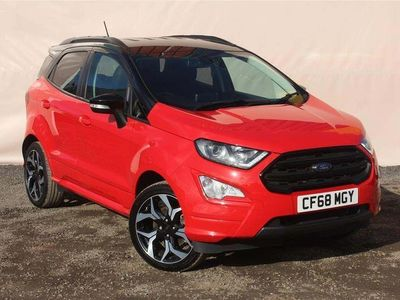 used Ford Ecosport 1.0T EcoBoost ST-Line (s/s) 5dr