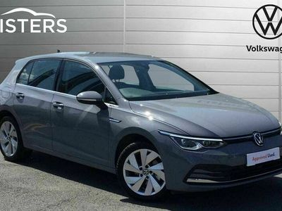 used VW Golf 1.5 TSI Style 5dr Hatchback 2021