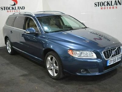 used Volvo V70 2.4D SE Lux 5dr Geartronic