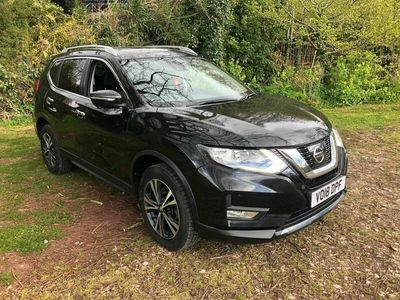 used Nissan X-Trail 2.0 dCi N-Connecta 4WD (s/s) 5dr