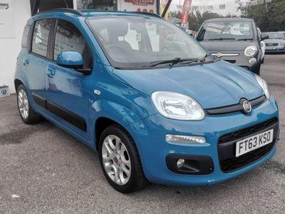 used Fiat Panda LOUNGE 5-Door