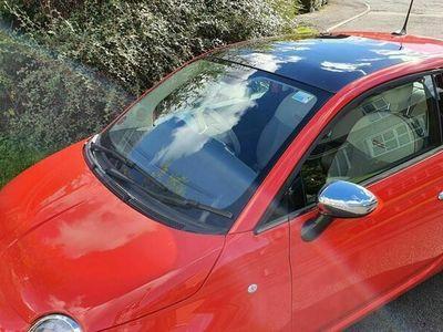 used Fiat 500 1.2 8V Lounge Dualogic (s/s) 3dr
