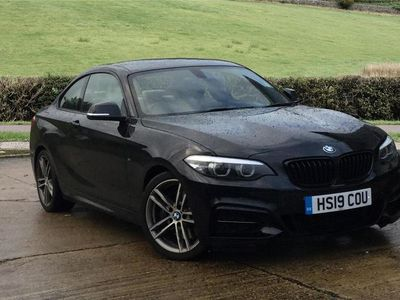 used BMW M240 2 SERIES COUPE2dr [Nav] Step Auto 2019/19
