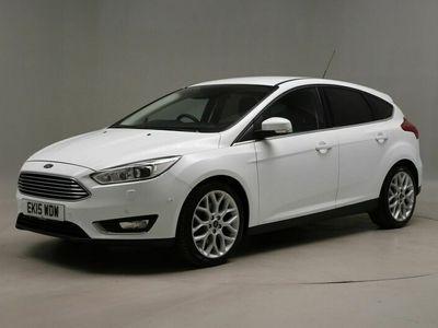 used Ford Focus 1.5 EcoBoost 182 Titanium X 5dr For Sale Reg:EK15 WDW