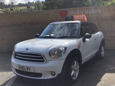 used Mini Cooper Paceman 1.6 3dr