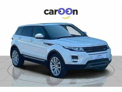 used Land Rover Range Rover evoque Sd4 Pure 2.2 Estate Automatic Diesel