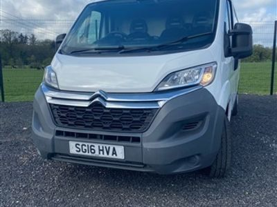 used Citroën Relay 35 L2H1 HDI