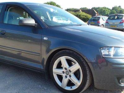 used Audi A3 PETROL AUTOMATIC HATCHBACK 5 DOORS