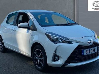 used Toyota Yaris 1.5 Hybrid Icon Tech 5dr CVT