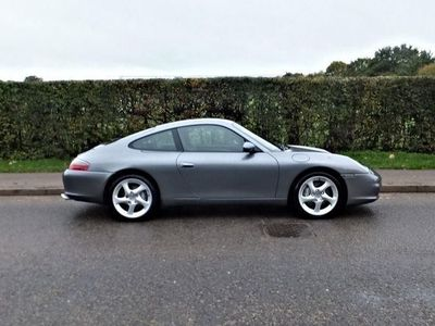 used Porsche 911 Carrera 4 3.6 996 Tiptronic S AWD 2dr