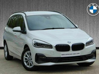 used BMW 218 Gran Tourer 2 Series i SE Estate 2020