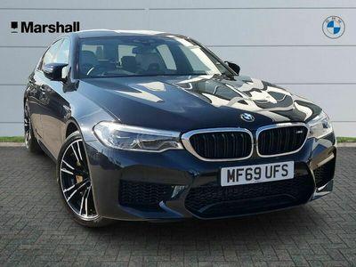 used BMW M5 Saloon