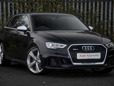 used Audi RS3 RS3 2019 RS3TFSI 400 Quattro 5dr S Tronic Hatchback Hatchback 2019