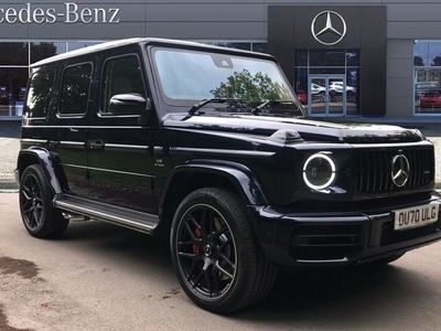 used Mercedes G63 AMG G Class5dr 9G-Tronic Petrol Station Wagon Auto