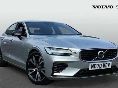 used Volvo S60 2.0 T8 Hybrid R DESIGN Plus 4dr AWD Auto