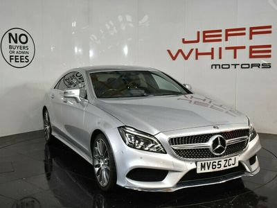used Mercedes CLS220 CLSBlueTEC AMG Line 4dr 7G-Tronic Auto