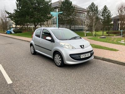 used Peugeot 107 1.0 12v Urban Move 5dr
