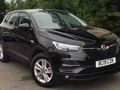 used Vauxhall Grandland X 1.5 Turbo D BlueInjection SE Auto (s/s) 5dr
