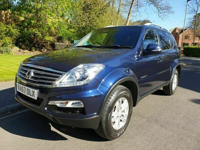 used Ssangyong Rexton W 2.2 SE 5dr Tip Auto