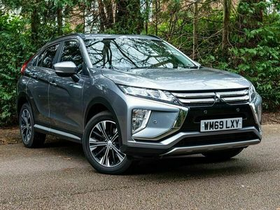 used Mitsubishi Eclipse Cross 1.5T DYNAMIC CVT (S/S) 5DR REAR CAMERA HEATED SEATS | FROM 6.9% APR AV Hatchback 2020