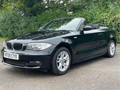 used BMW 118 Cabriolet 118I SE 2-Door