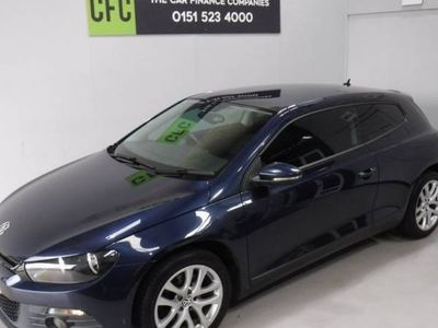 used VW Scirocco Scirocco 20111.4 TSI 3d 160 BHP Coupe 2011