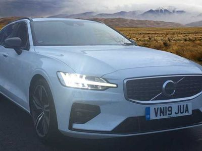 used Volvo V60 II D3 R-Design Pro Automatic (Heated Windscreen, Sat Nav, Superb familly Car) 2.0 5dr