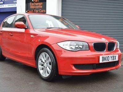 used BMW 118 1 SERIES 2.0 D ES 5d 141 BHP 2 FORMER KEEPER MOT TILL FEB 2021