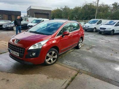 used Peugeot 3008 HDI ACTIVE