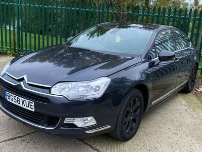 used Citroën C5 2.0 HDi Exclusive 4dr