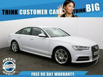 used Audi A6 TDI QUATTRO S LINE for sale | Big Motoring World