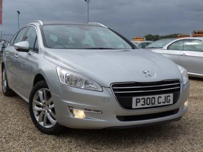 used Peugeot 508 2.0 HDi FAP Active 5dr