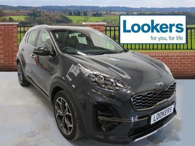 used Kia Sportage 2019 Stockport 1.6T Gdi Isg Gt-Line 5Dr
