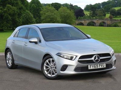 used Mercedes A180 A ClassSport Executive 5dr Hatchback 2019