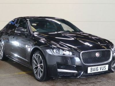used Jaguar XF 2.0 R-SPORT 4d 177 BHP | ONLY 1 OWNER | FULLY SERVICED