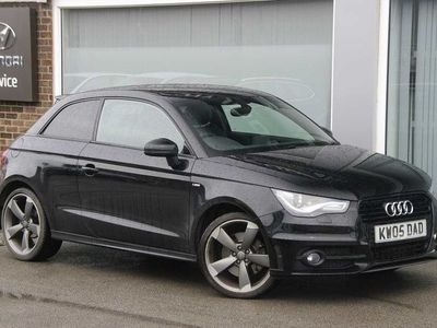 used Audi A1 1.4 TFSI 185 Black Edition 3dr S Tronic