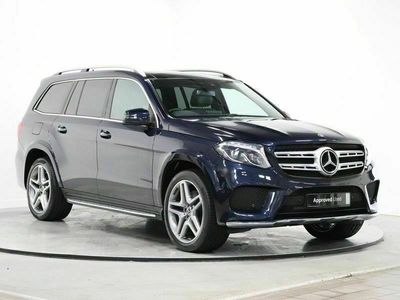 used Mercedes GLS350 Gls Class4Matic AMG Line 5dr 9G-Tronic 3.0