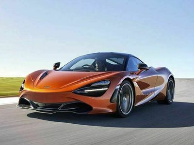 used McLaren 720S 4.0 Coupe Performance
