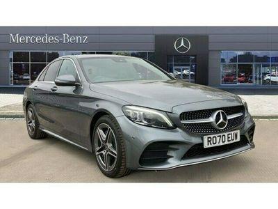used Mercedes C200 C-ClassAMG Line Edition Premium 4dr Auto Diesel Saloon
