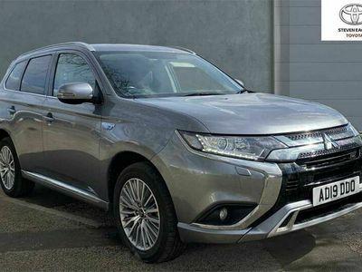 used Mitsubishi Outlander 2.4 TwinMotor 13.8kWh Juro CVT 4WD EU6 (s/s) 5dr