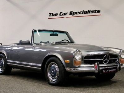 used Mercedes 280 SLPAGODA (W113) LHD **LOW MILEAGE** 1 PREVIOUS OWNER 2.8 2dr