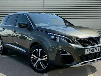 used Peugeot 5008 1.5 BlueHDi GT Line SUV 5dr Diesel EAT (s/s) (130 ps)