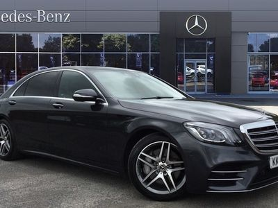used Mercedes S350 S ClassL AMG Line Executive 4dr 9G-Tronic Diesel Saloon Auto