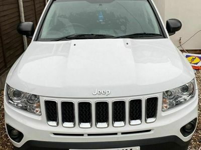 used Jeep Compass 2.0 Sport Plus 5dr