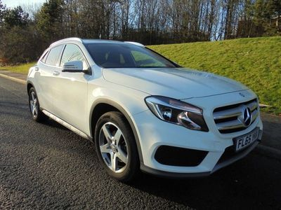 used Mercedes GLA220 GLACdi 4Matic Amg Line 5Dr Auto