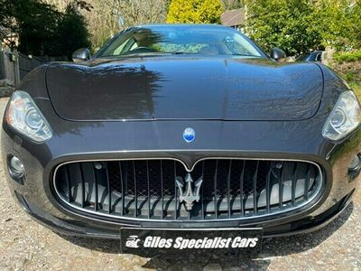 used Maserati Granturismo Coupe V8 S (2009) 2d Automatic