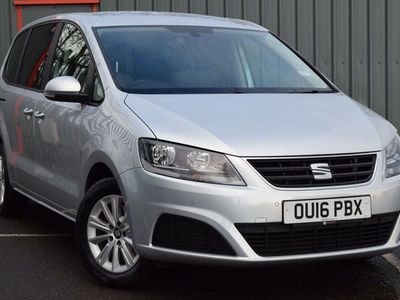 used Seat Alhambra 2.0 TDI CR S [150] 5dr DSG Estate