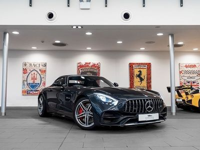 used Mercedes AMG GT C 4.0 2dr